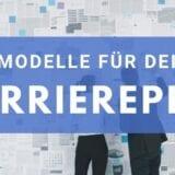 Karriereplan-Modelle